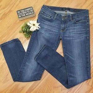 BKE Reserve Stella Ankle Skinny Jeans Size 26